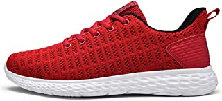 Axcone Homme Femme Air Running Outdoor Running Gym Fitness Sport Sneakers Style Multicolore Respirante - 35EU-47EU