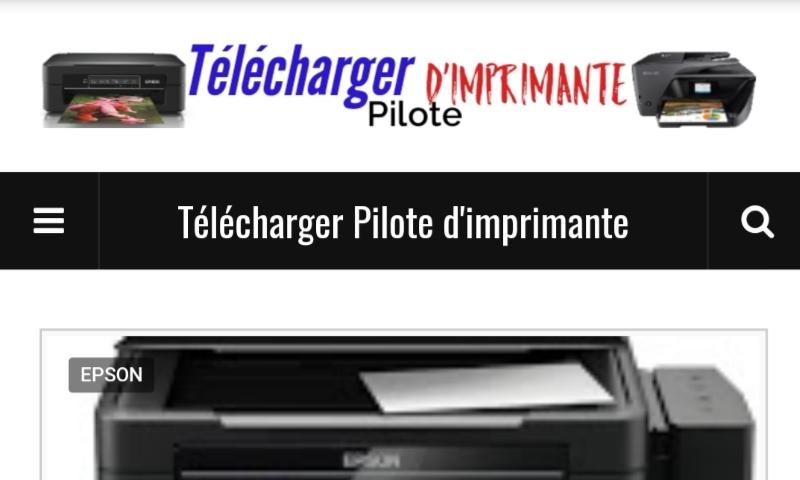 Pilote Imprimante