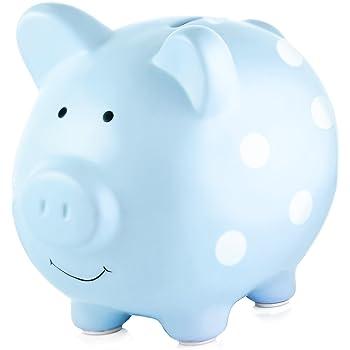 Paint Your Own Ceramic Keepsake Happy Penguin Money Bank