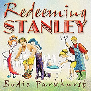 Redeeming Stanley     A Savage Little Tale of True Love, Old Gods, Bitches, Bestiality, Burnout, and Above All, Payback              By:                                                                                                                                 Bodie Parkhurst                               Narrated by:                                                                                                                                 Autumn Woodland                      Length: 7 hrs and 18 mins     57 ratings     Overall 3.1