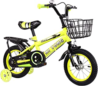 Ydwan Mini Bike Bicicleta Ligera para Niños De 12