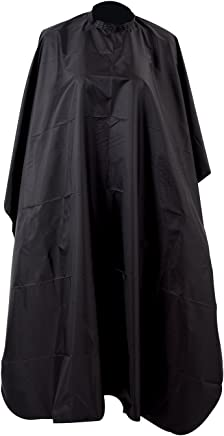 SODIAL (R) Cheveux noirs coupes coiffure Coiffeurs Cape robe