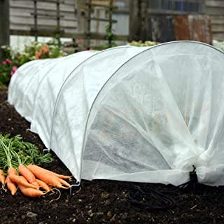 fleece grow tunnel