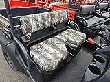 Durafit Seat Covers, Kubota RTV 400 or 500 ATVs & Utility Vehicle, Camo Seat Covers, Endura Fabric