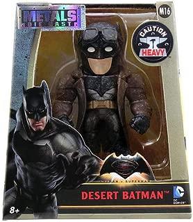 Jada Toys Metal Die-Cast- Batman v Superman - Desert Batman Action Figure