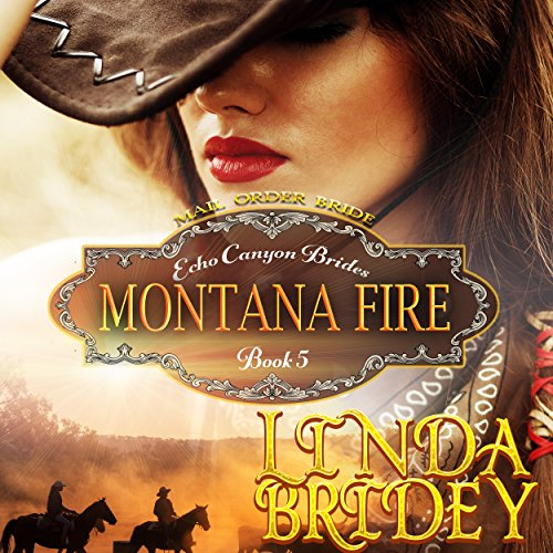 Mail Order Bride - Montana Fire cover art