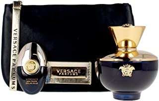Versace Dylan Blue Femme Lote 3 Pz 110 ml