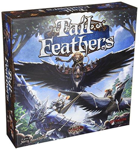Tail Feathers - Bordspel - Miniaturenbordspel uit de wereld van Mice & Mystics - Voor de hele familie - Taal: Nederlands