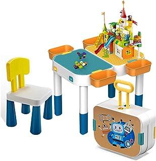 طاولة لعب للأطفال من أوزتيف، طاولة التعلم للأطفال لحقيبة الأطفال، طاولة تخزين محمولة للأطفال، طاولة لعب محمولة لأغراض التخ...