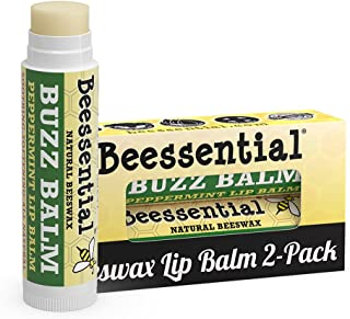 Beessential All Natural Peppermint 2 Count