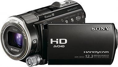 Sony HDR-CX560V High Definition Handycam Camcorder (Black)