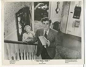 The Final Test 1953 Robert Morley Press Photo MBX 12