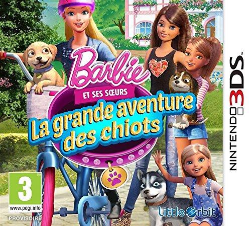 Barbie Et La Grande Aventure Des Chiots [Importación Francesa]