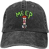 BOIPEEI Gorra de béisbol clásica Unisex The Mup_Pet Sombrero Ajustable para Adultos Sombrero de Vaquero