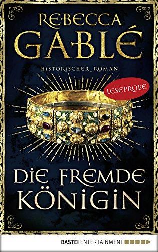 Leseprobe: Die fremde Königin: . Historischer Roman (Otto der Große 2)