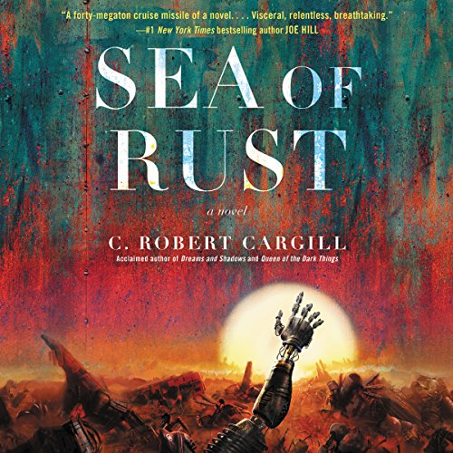Sea of Rust Titelbild