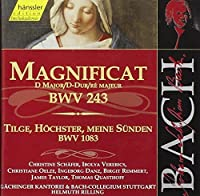 Bach: Magnificat BWV 243 / Tilge, Hochster, meine Sunden BWV 1083