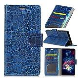 Funda® Flip Wallet Case for Doogee BL5000 (Blue)