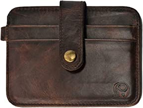 Generic Brown Credit Card Case