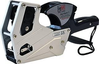 DayMark Metal Date Coder DM3 SpeedyMark 3, 1-Line Marking Gun Labeler, Layout B