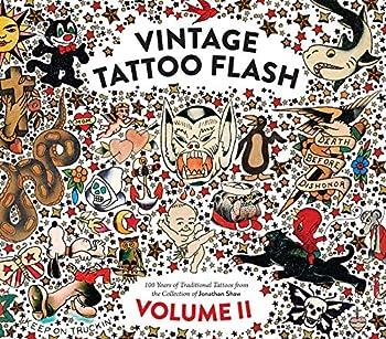 vintage tattoos flash
