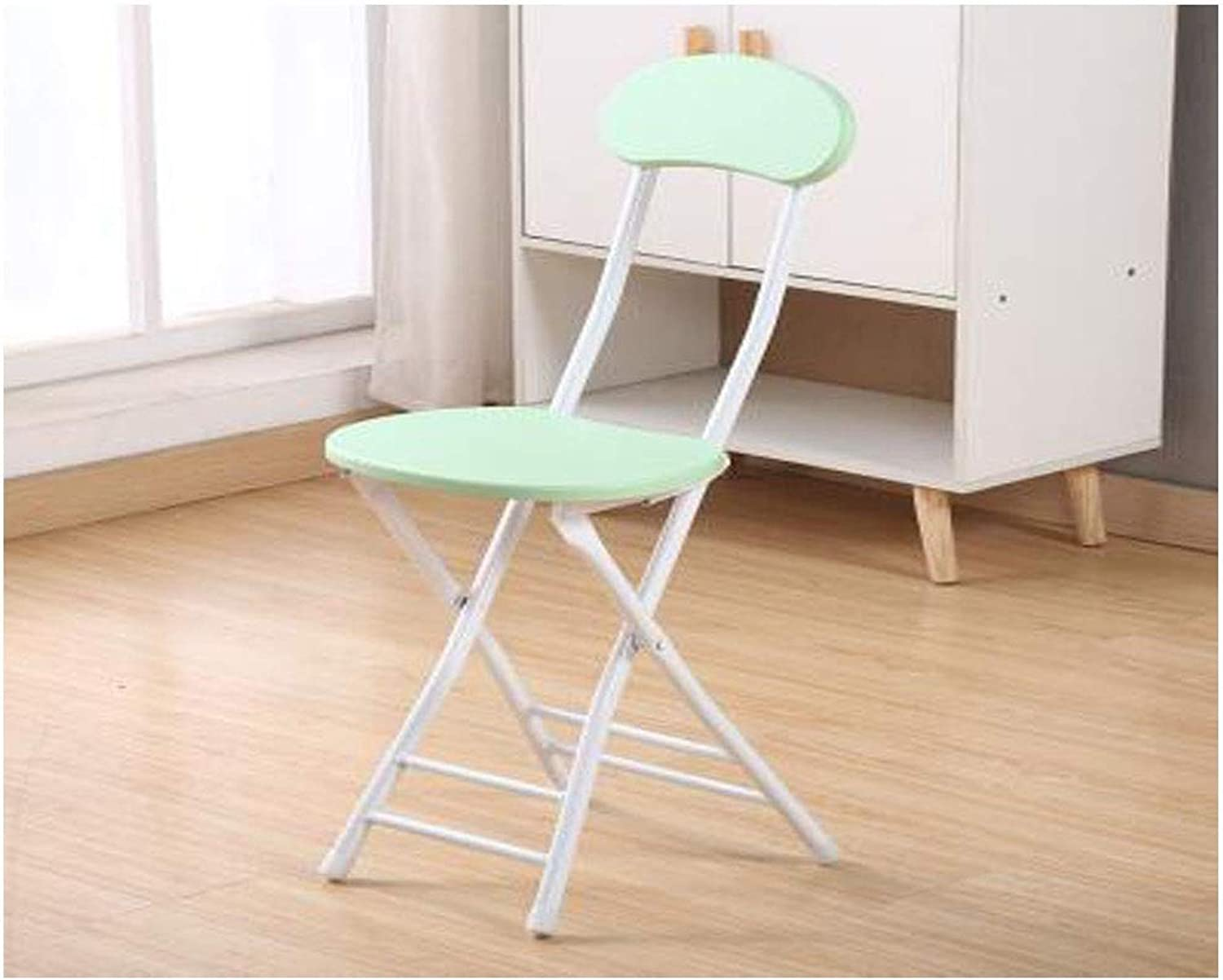 Yougou01 Folding Chair, Portable Fashion Chair, Simple Computer Chair, Suitable for Home, Restaurant, Office Training, Multi-color Optional Sell Well