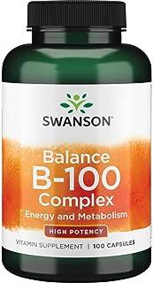 Sponsored Ad - Swanson Balance Vitamin B-100 100 Capsules