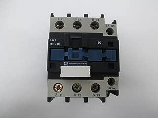 Lot of (2) Telemecanique Contactors LC1-D3201 & LR2D13 Overload Relay