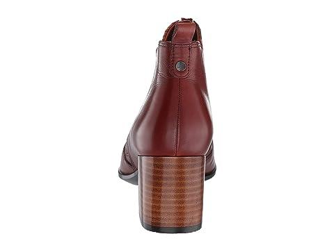 Shape Leather Calf Calf 45 Black LeatherFired Brick Ankle Boot ECCO Block vwPvdq