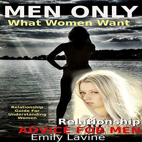 Relationship Advice for Men cover art