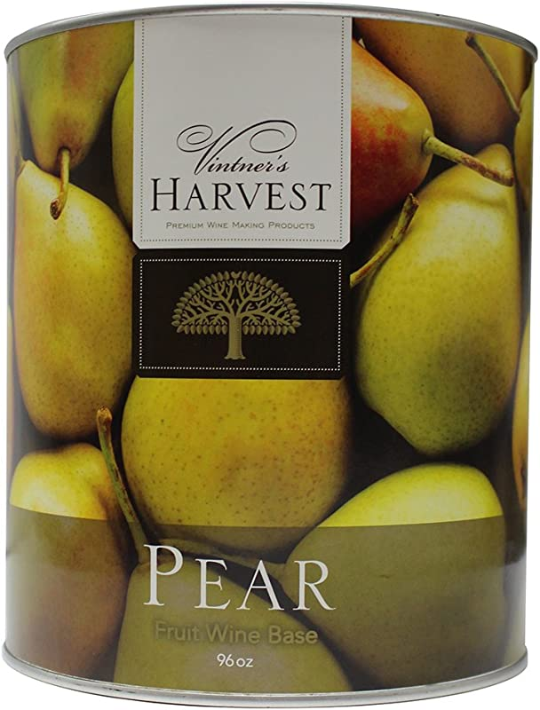 Pear Vintner S Harvest Fruit Bases 96oz Can