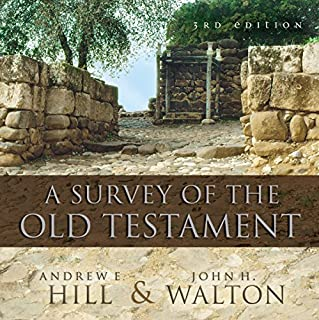 A Survey of the Old Testament (Audio Lectures) audiobook cover art