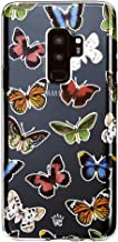Velvet Caviar Compatible with Samsung Galaxy S9 Plus Case Butterfly Clear for Women & Girls - Cute Protective Phone Cases [Drop Test Certified] (Butterfly)
