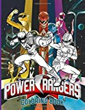 Power Rangers Coloring Book: Power Rangers Perfect Gift Adult Coloring Books For Men And Women. Crayola Creativity