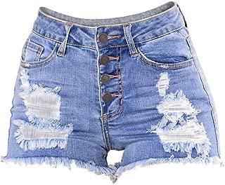 Hajotrawa Womens Mid Rise Drawstring Lace Wide-Leg Pants Walking Shorts Pants