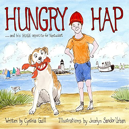 Hungry Hap Audiobook By Cynthia Guill cover art