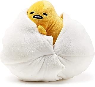 Kidrobot x Hello Sanrio Gudetama The Lazy Egg Medium Plush