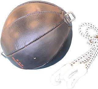 king2ring ボクシング パンチングボール ダブル 本革 ロープセット PB1500