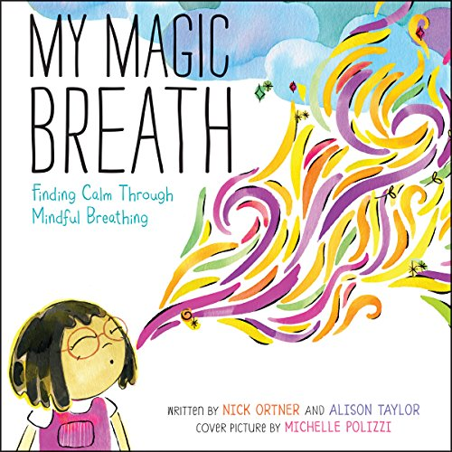 My Magic Breath audiobook cover art