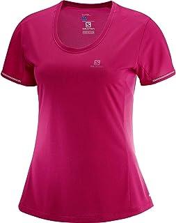 Salomon Women's Agile Short-Sleeved Running T-Shirt
