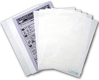 Tシャツ用熱転写紙 サンアート転写紙 インクジェットプリンター用 淡色用 A4 5枚入