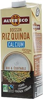 Alter Eco Boisson Riz Quinoa Calcium Bio et Equitable 1 L