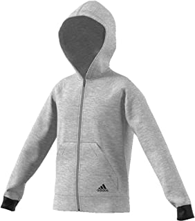 Sweat shirt adidas ID Stadium Hoodie turquoise clair femme