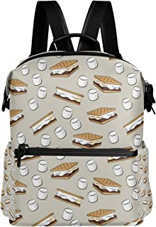 Stay Puft Marshmallows Travel Duffel Bag Lightweight Large Capacity Portable Luggage Bag Weekender Carry-on Tote