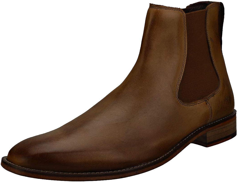 London Brogues Parker Mens Chelsea Boots