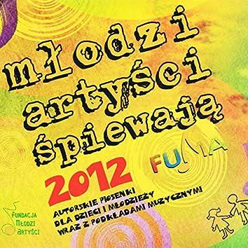 Młodzi Artyści Śpiewają 2012