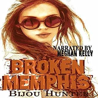 Broken Memphis audiobook cover art