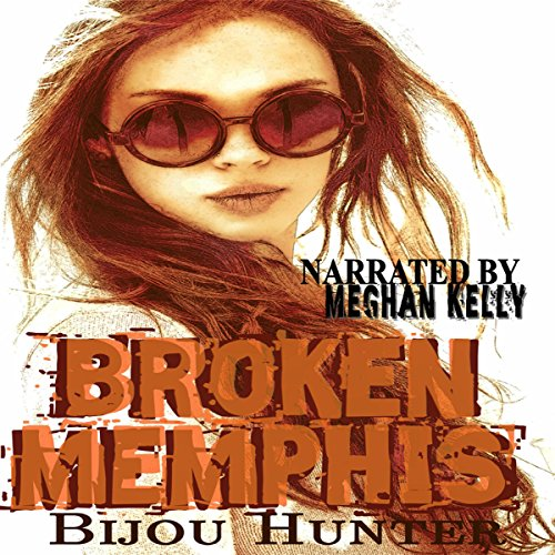 Broken Memphis audiobook cover art