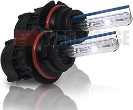 HID-Warehouse HID Xenon Replacement Bulbs - Bi-Xenon 9007 8000K - Medium Blue (1 Pair) - 2 Year Warranty