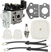 Butom SRM-225 Carburetor with Tune Up Kit for Echo SRM-225i SRM-225U SRM-225SB GT-225 PE-225 PAS-225 Trimmer A021001690 A021001691 A021001692 A21001690 RB-K93